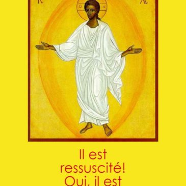 Belles fêtes de Pâques !