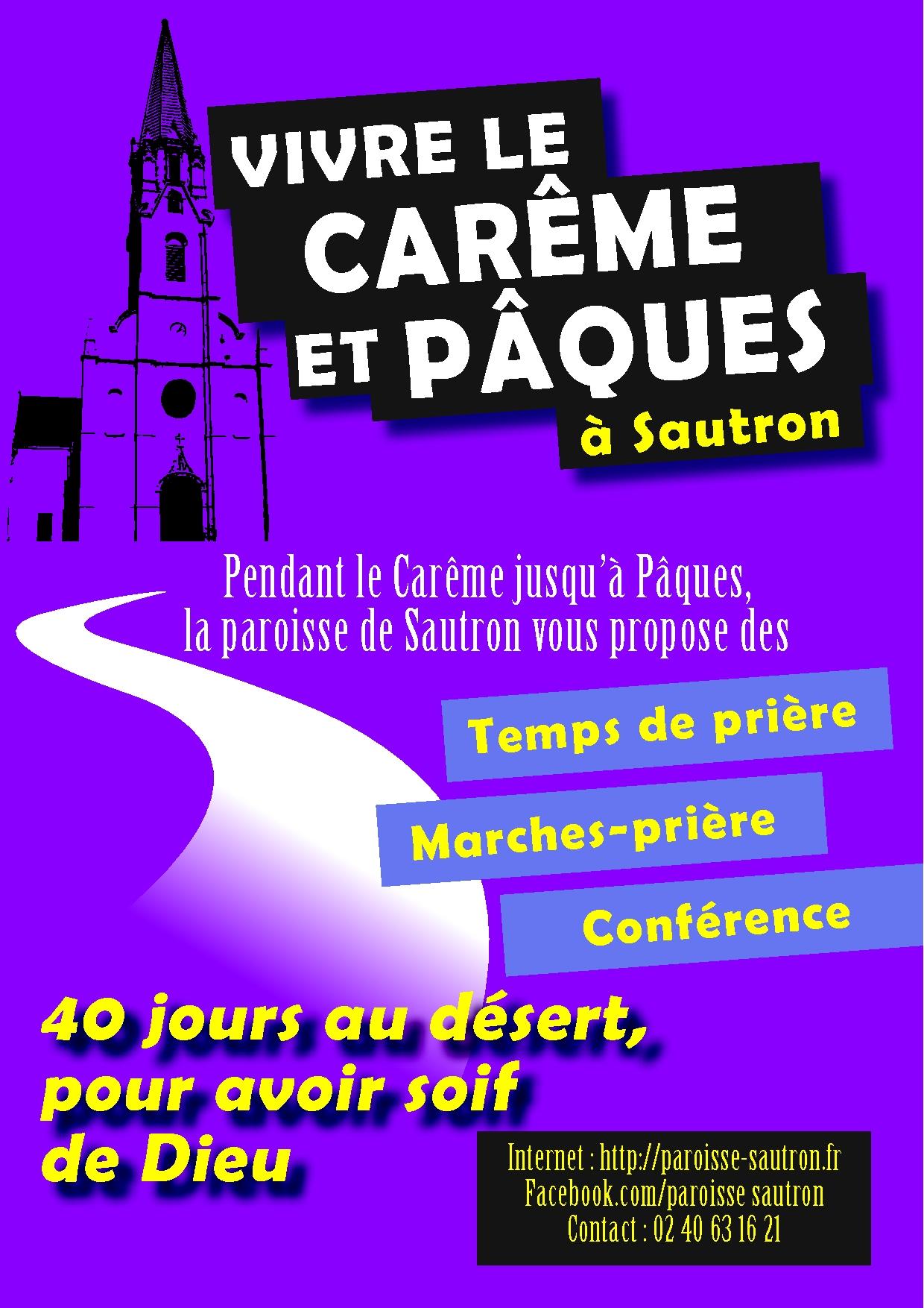 flyer careme2018