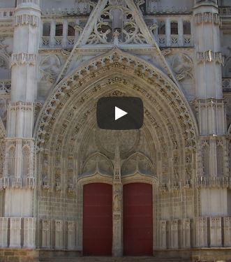 Messe des Rameaux Dimanche 5 avril en direct de la Cathédrale de Nantes – (en ligne)