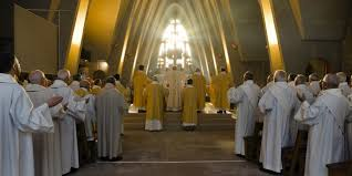L'Eglise de France en prière pour les vocations