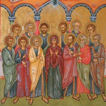 Homélie Dimanche 31 mai 2020 – Fête de la Pentecôte