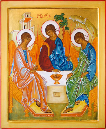 Homélie du Dimanche 7 juin 2020 – Sainte Trinité