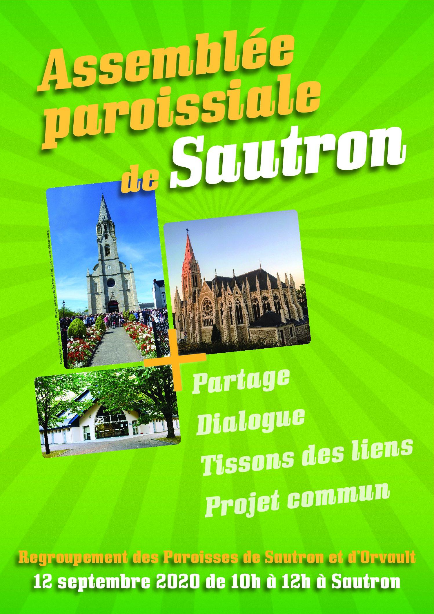 Quel avenir pour la paroisse de Sautron?