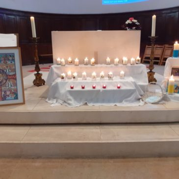 Premières communions le samedi 22 mai 2021