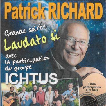 Soirée avec Patrick Richard