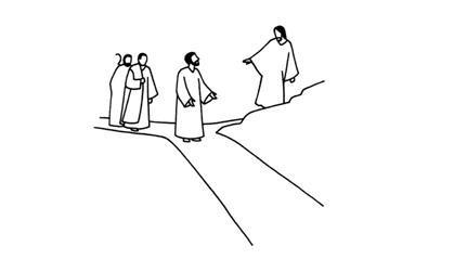 Homélie pour le 24ème Dimanche du temps. Ordinaire B